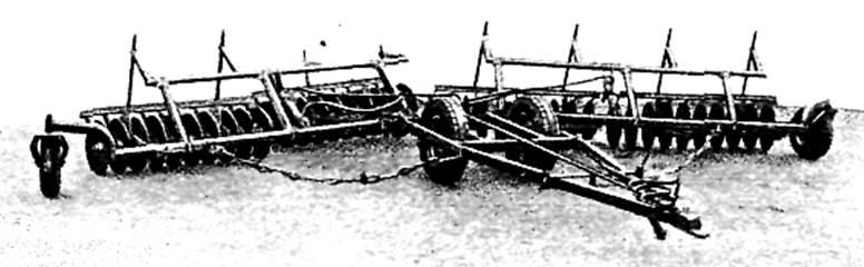 лущильник дисковый лдг-5а
