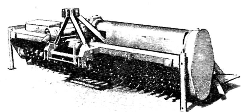 Фрезы для обработки почвы в Краснодаре - цены