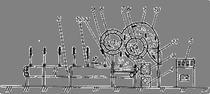 Схема лабораторной установки: