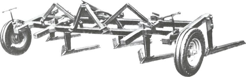 культиватор-плоскорез