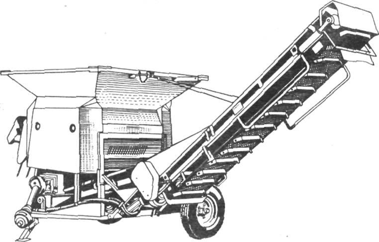 Реферат машины для внесения минеральных удобрений 3117